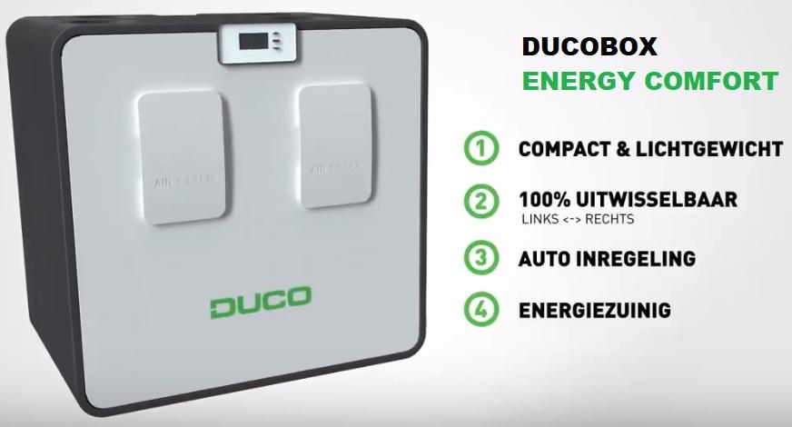 DucoBox Energy Comfort