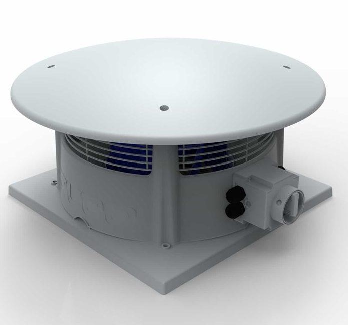 Duco Rooffan 3000 drukgestuurde dakventilator